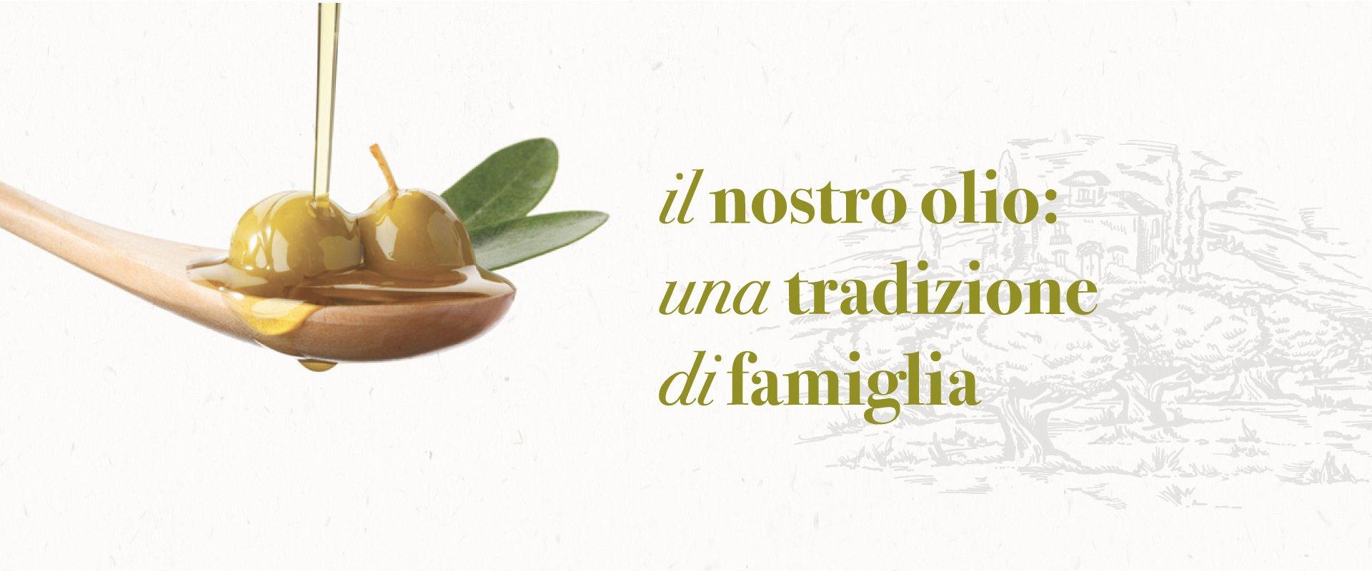 olio extravergine di oliva - frantoio antiche macine